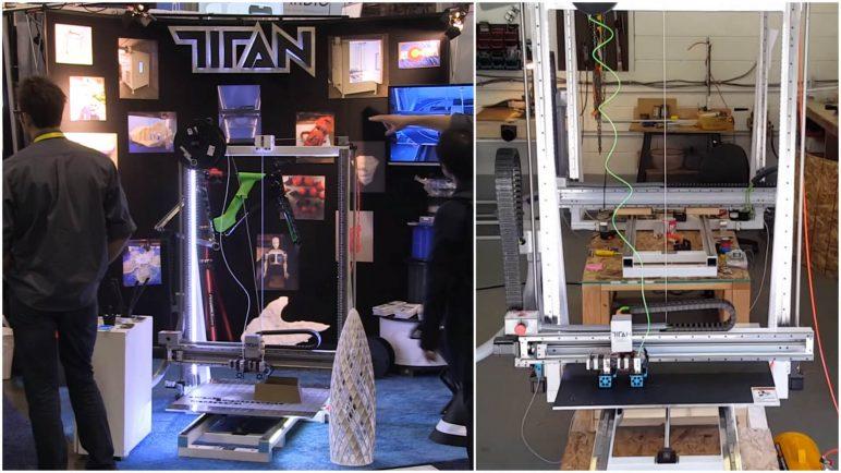 Image of 2018's Biggest & Most Expensive 3D Printers in the World: The Atlas