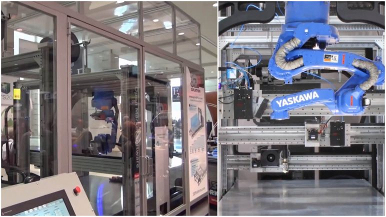 Image of 2018's Biggest & Most Expensive 3D Printers in the World: 3D Platform Excel