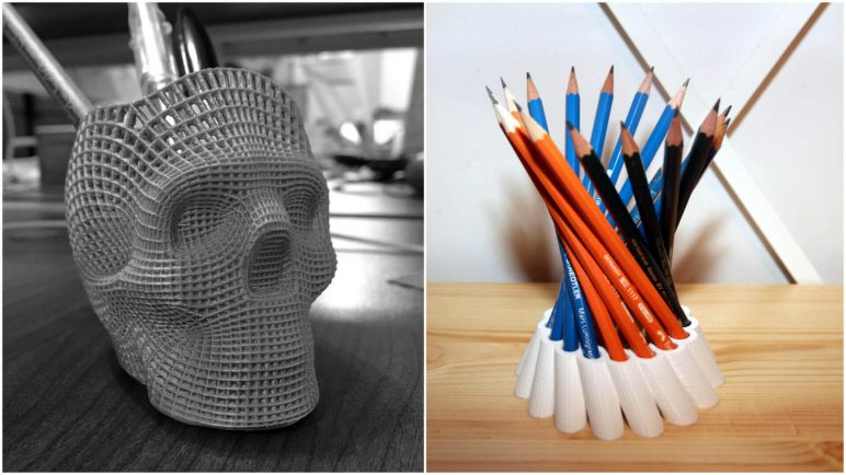 Image of Back to School DIY Design: Pencil Holders