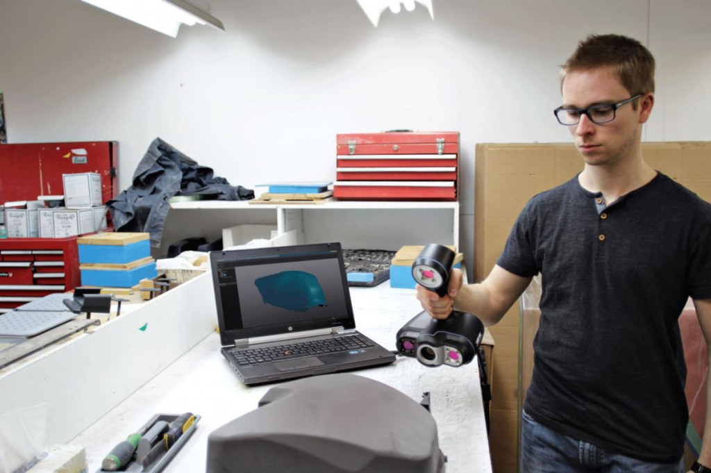 Why Industrial 3D Scanners Make Sense for 3D Printing Product