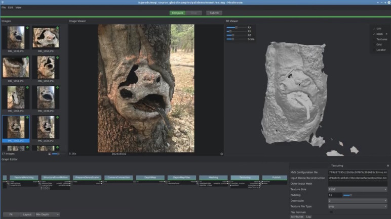free photogrammetry software for mac