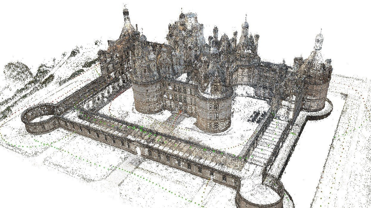 Image result for photogrammetry castle