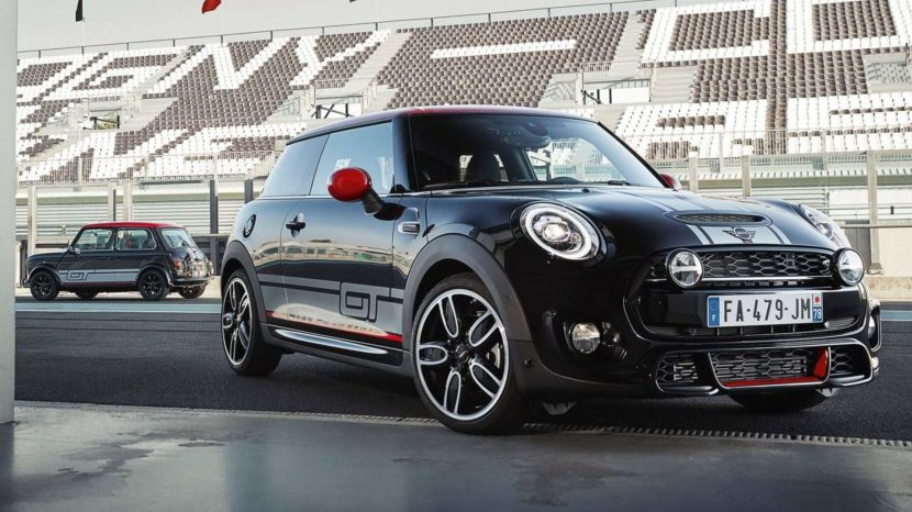 Mini Launches Limited Edition Cooper S Gt Edition In France All3dp