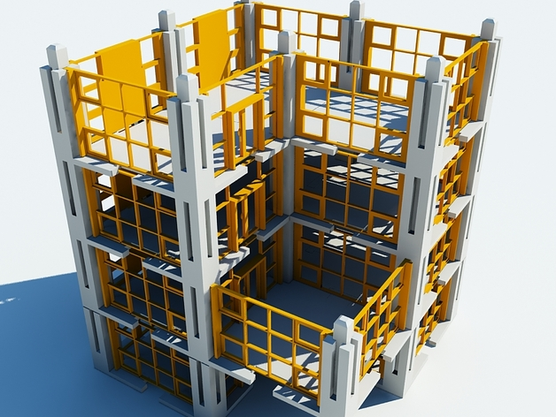 Make any structure you want!