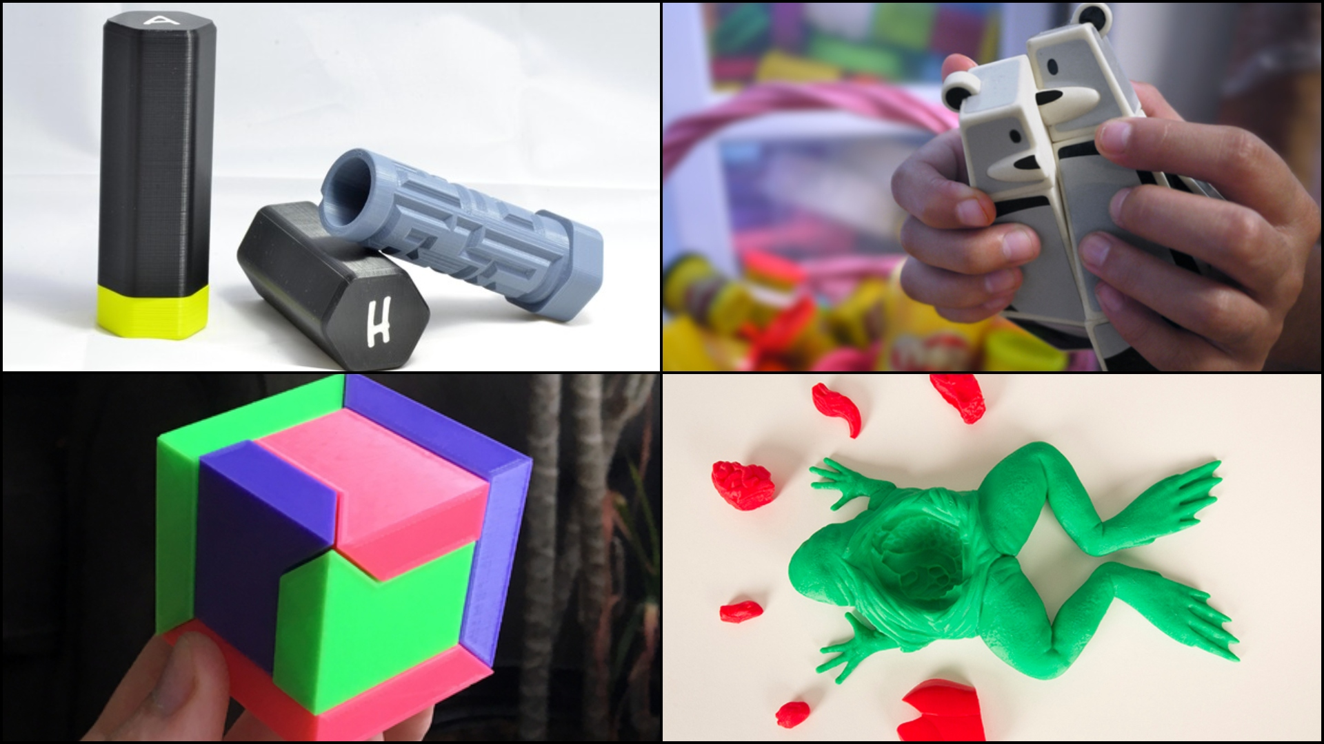 3D Printed Puzzle – 10 Great Curated Models to 3D Print | All3DP