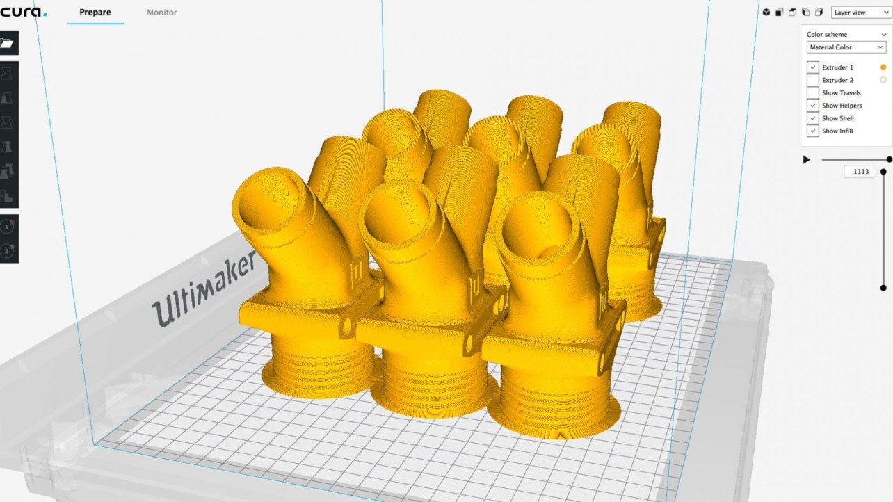 Cura 3 5 Update New Slicing Features And Improved Ux All3dp