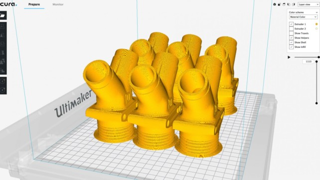 Featured image of Cura 3.5 Update: New Slicing Features and Improved UX