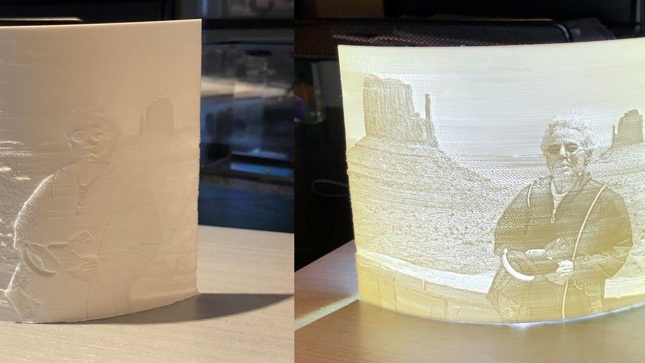 Image result for 3d printed photo