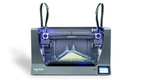 Featured image of BCN3D Sigmax R19 – Review the Specs of this 3D Printer