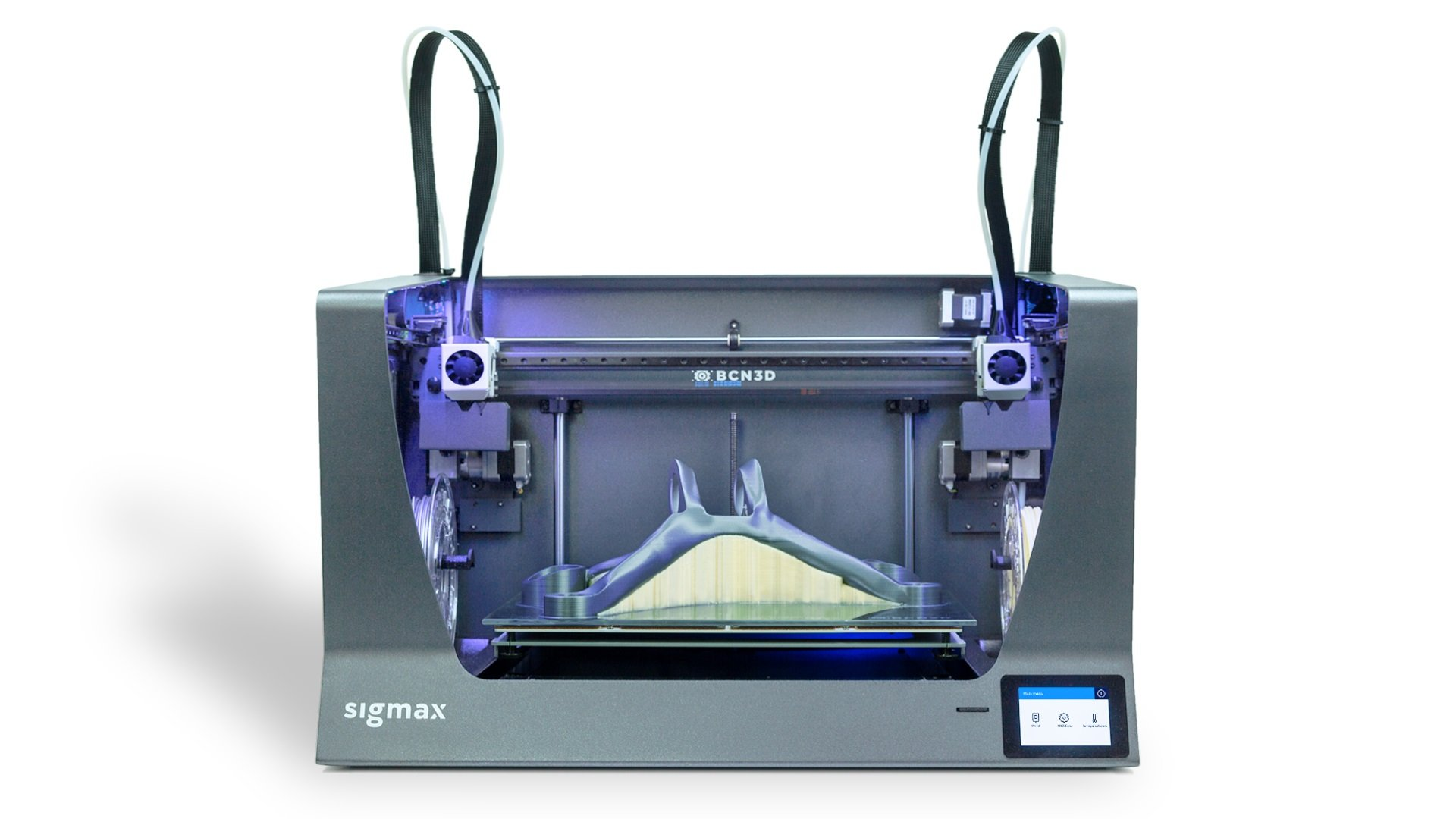BCN3D Sigmax R19 Review: 10-Hour Testing | All3DP Pro