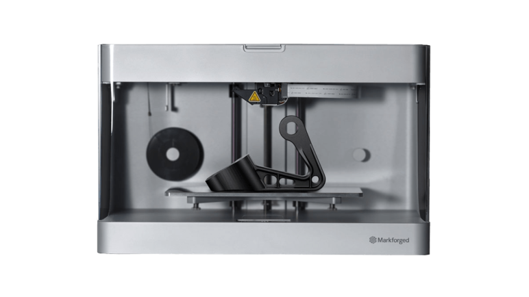 Image of Carbon Fiber 3D Printer Guide : Markforged Mark Two