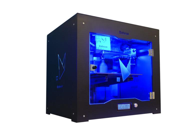 Image of Carbon Fiber 3D Printer Guide : Roboze One +400