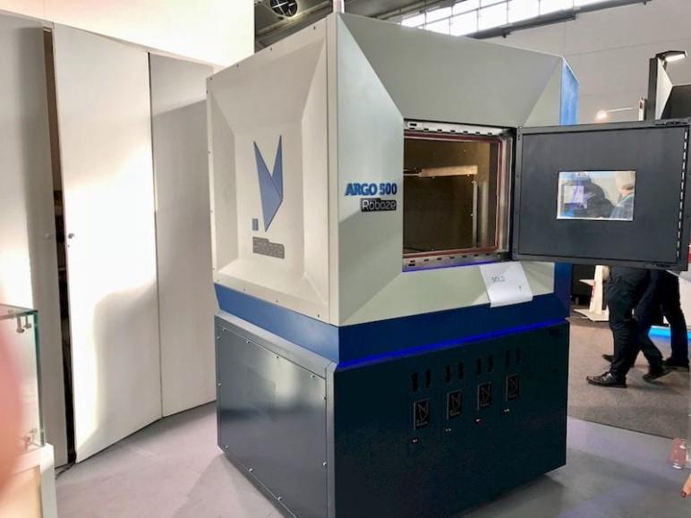 Image of Carbon Fiber 3D Printer Guide : Roboze Argo 500