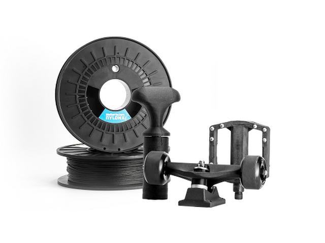 Image of Carbon Fiber 3D Printer Guide : Matterhackers Nylon X