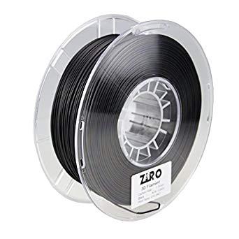 Image of Carbon Fiber 3D Printer Guide : ZIRO Carbon Fiber PLA