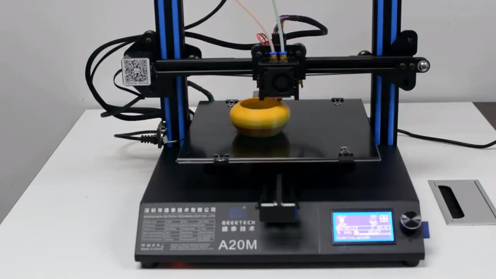 Geeetech A20M 3D Printer: Review the Specs | All3DP