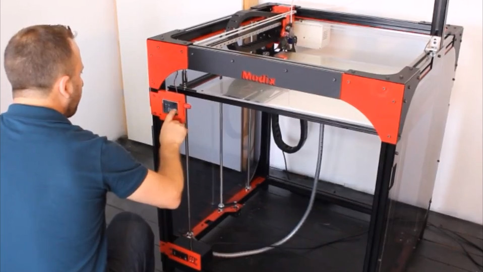 2018 modix big 60v2 version 2 review the specs all3dp - Where can i buy a 3d printed house ...