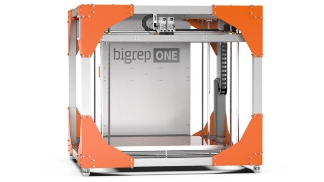 Featured image of 2019 BigRep One v3 3D Printer – Review the Specs