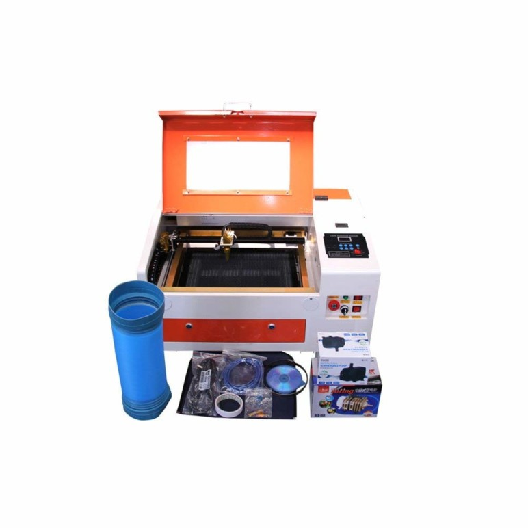 Ten High 40w Laser Engraving Machine Review The Specs All3dp