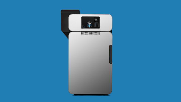 Formlabs Fuse 1 SLS 3D Printer.