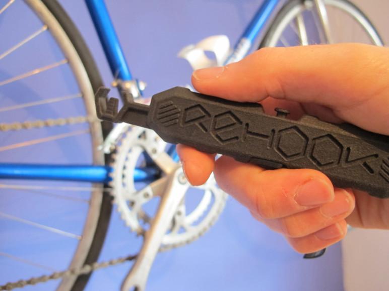 Rehook, a cyclist's best friend.