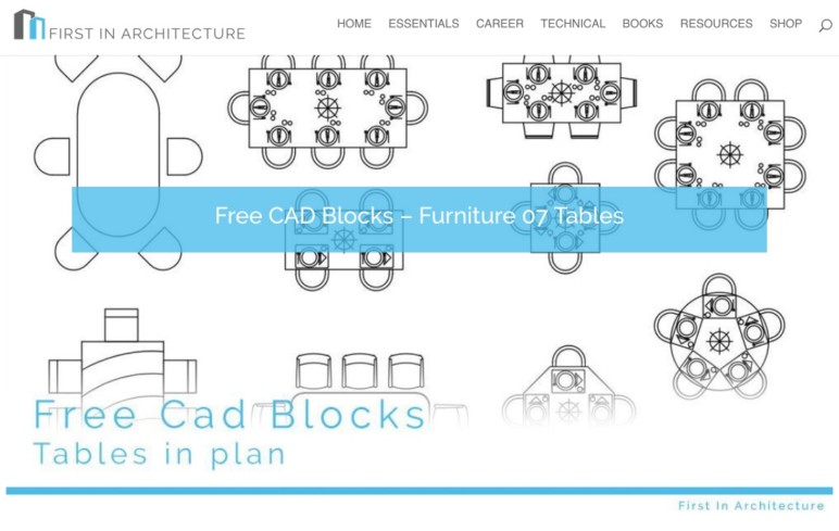 2019 Best Sites to Download Free CAD Blocks | All3DP
