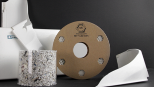 Featured image of Renewi and Refil Develop HIPS Filament Made From Recycled Refrigerators