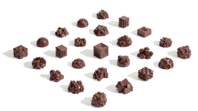 Featured image of 3D Printed Chocolate for the Digital Age Campaign Now Live on Kickstarter