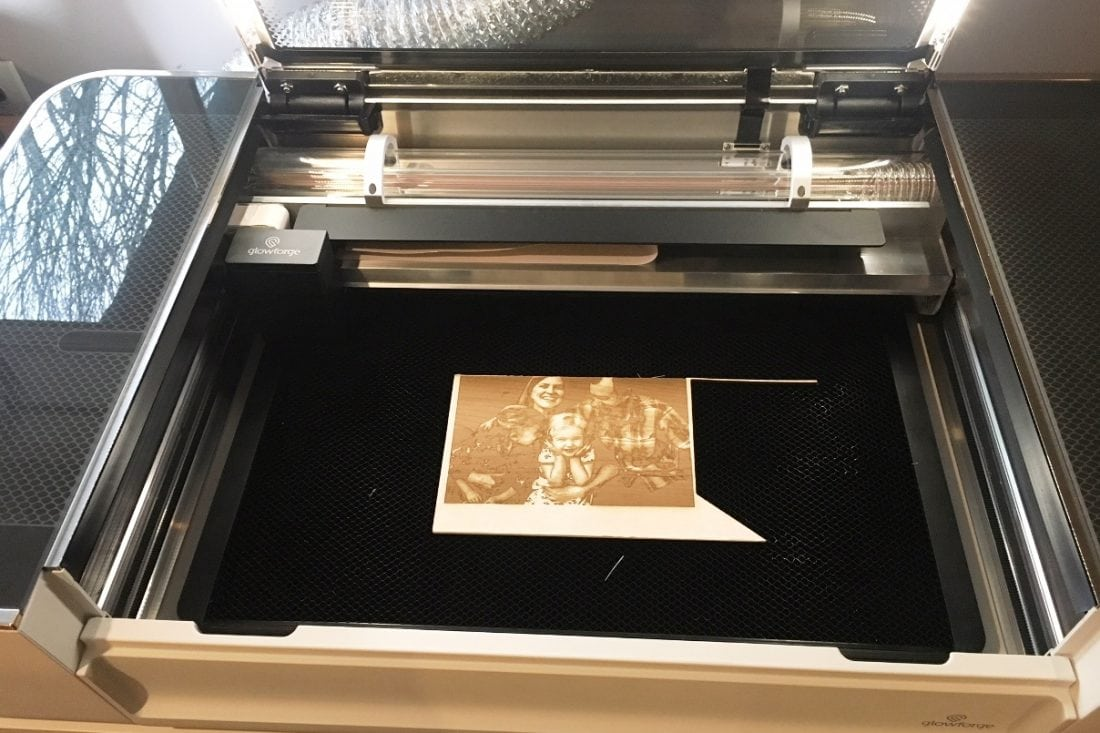 2019 Glowforge Plus Laser Cutter – Review the Specs   All3DP