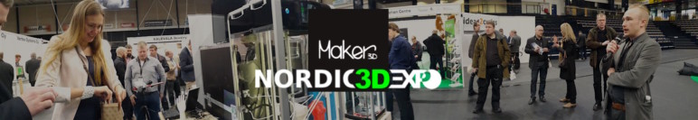 Image of Additive Manufacturing / 3D Printing Conference: April 3-4, 2019 - Nordic3DExpo