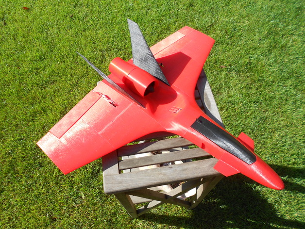 A fully assembled, ready to fly GASB 2.