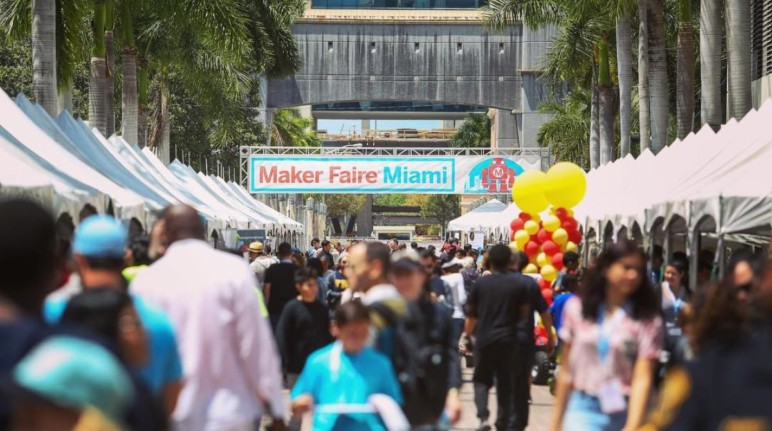 Image of Additive Manufacturing / 3D Printing Conference: April 6-7, 2019 - Maker Faire Miami