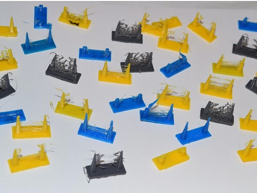 3D Printer Test Print – 10 Models to Torture Your 3D Printer | All3DP