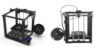 Featured image of Creality Ender-5 – Review the Specs of This New 3D Printer