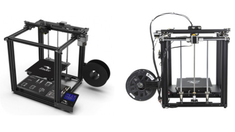 Featured image of 2018 Creality Ender-5 – Review the Specs of This 3D Printer