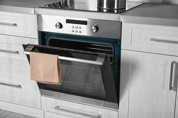 Kitchen ovens can double as filament dryers.