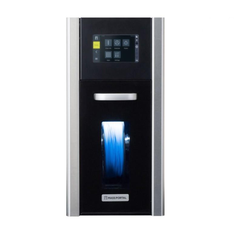 The Mass Portal FD1 Dryer.