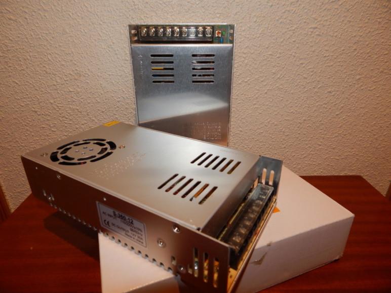Two LED PSU Units.