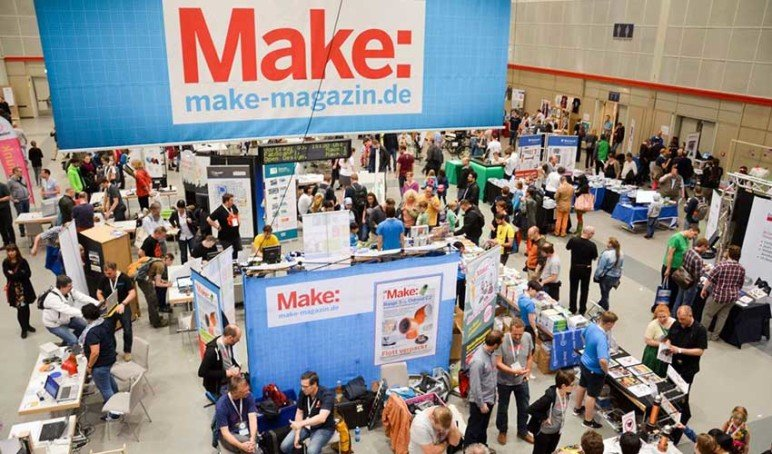 Image of Additive Manufacturing / 3D Printing Conference: May 17-19, 2019 - Maker Faire Berlin
