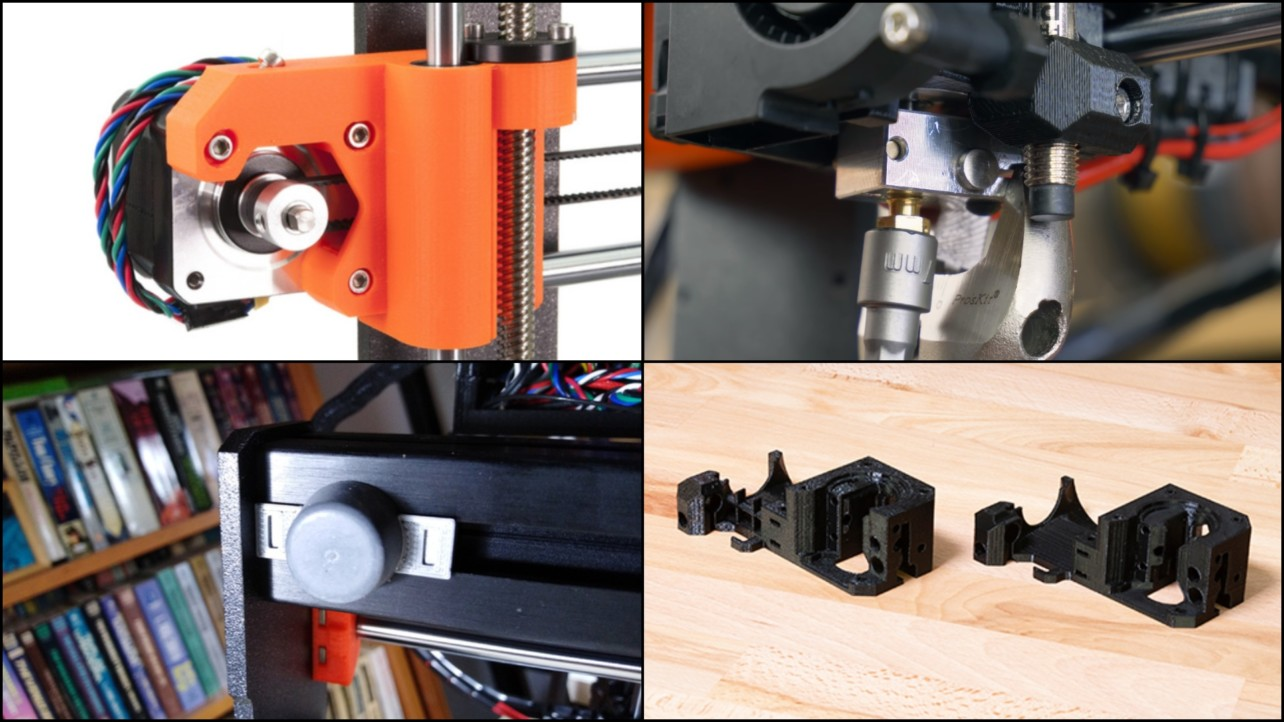 Featured image of 5 Must-Have Prusa i3 MK3 Upgrades