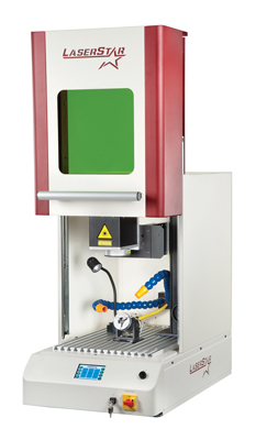 Image of Best Laser Marking Machines: FiberCube 3802 Series