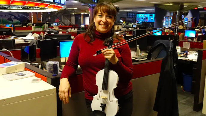 Featured image of Ottawa String Ensemble Perform World Premiere on 3D Printed Instruments