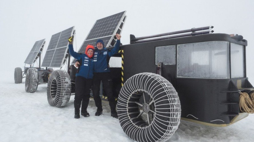 Featured image of Clean2Antartica to Drive 3D Printed Truck Across Antartica this Month