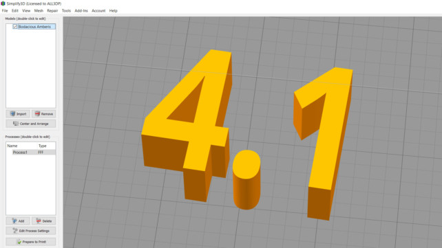 Featured image of Simplify3D 4.1 Expands Multi-Extrusion Capabilities, Individual Processes per Part