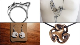 Featured image of 3D Printed Jewelry – 4 Best Places to Buy it