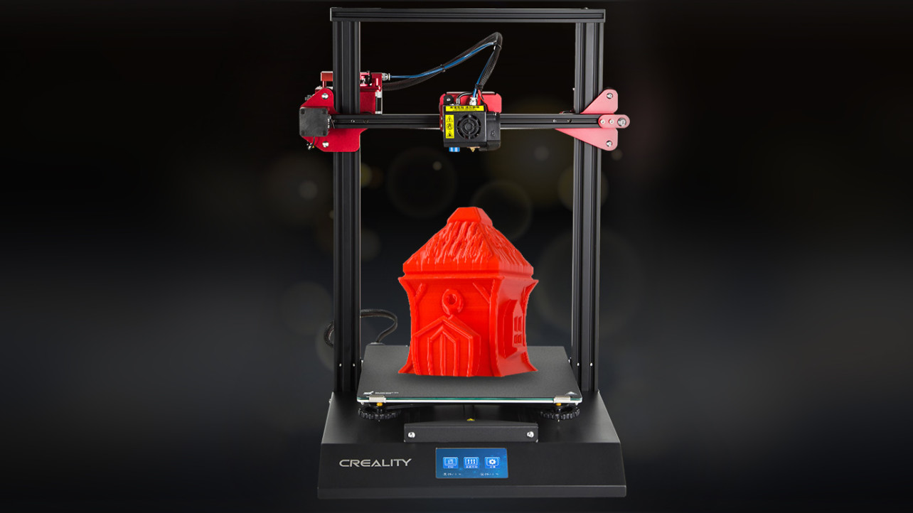 Featured image of 2019 Creality CR-10S Pro – Review the Specs
