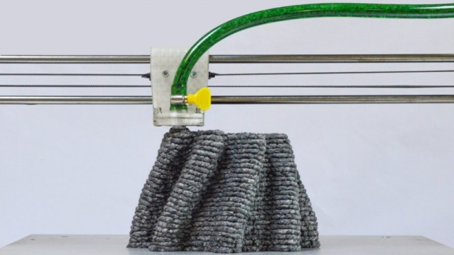 Featured image of Designer Develops 3D Printer That Spits Out Wet Paper Pulp