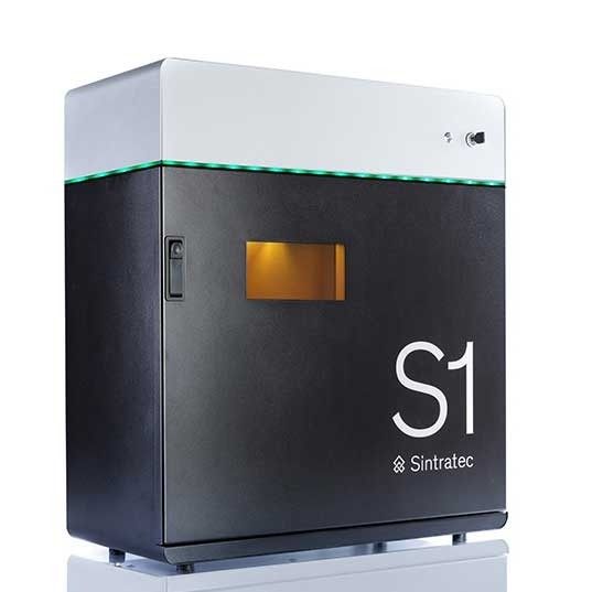 Image of Sintratec S1 SLS 3D Printer – Review the Specs & Price: Technical Specifications