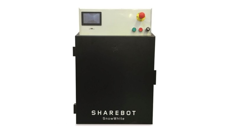 Image of SLS 3D Printer Guide: Sharebot SnowWhite