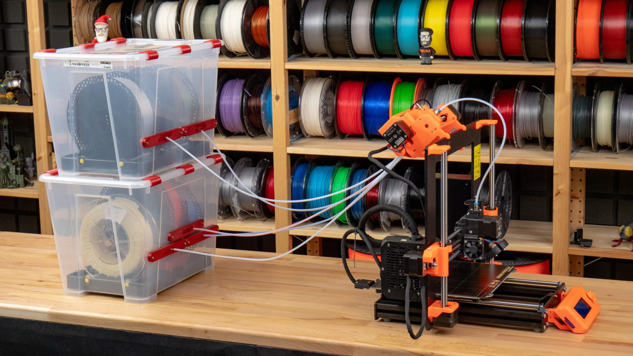 Top 10 Prusa i3 MK3S Upgrades to Buy or 3D Print | All3DP